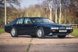 1991 Aston Martin Lagonda S4 Saloon
