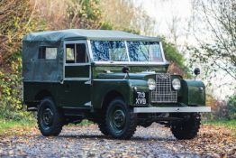1954 Land Rover Series 1 86""