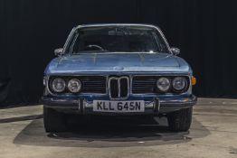 1974 BMW 3.0 CSA (E9)