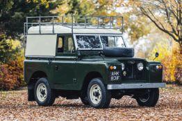 """1968 Land Rover Series llA 88"""""""