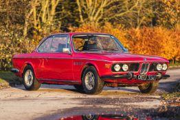 1970 BMW 2800 CS (E9)