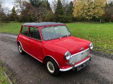 1968 Morris Mini Cooper Mk II