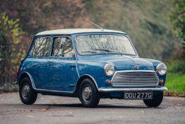 1968 Austin Mini Cooper Mk II 1275 S