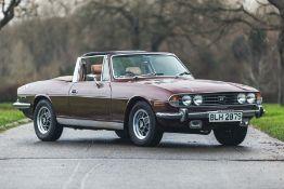 1977 Triumph Stag Mk II Auto
