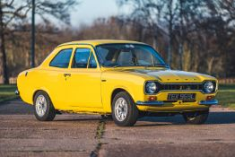 1972 Ford Escort RS1600 (The Mike Bell Collection)