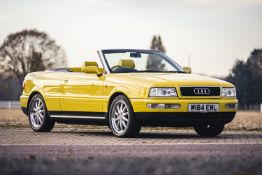 2000 Audi Cabriolet (Typ 8G) 2.8 Manual