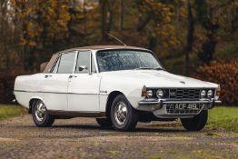 1972 Rover (P6) 3500S 'Huntsman'