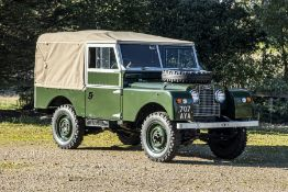 1958 Land Rover Series 1 88''