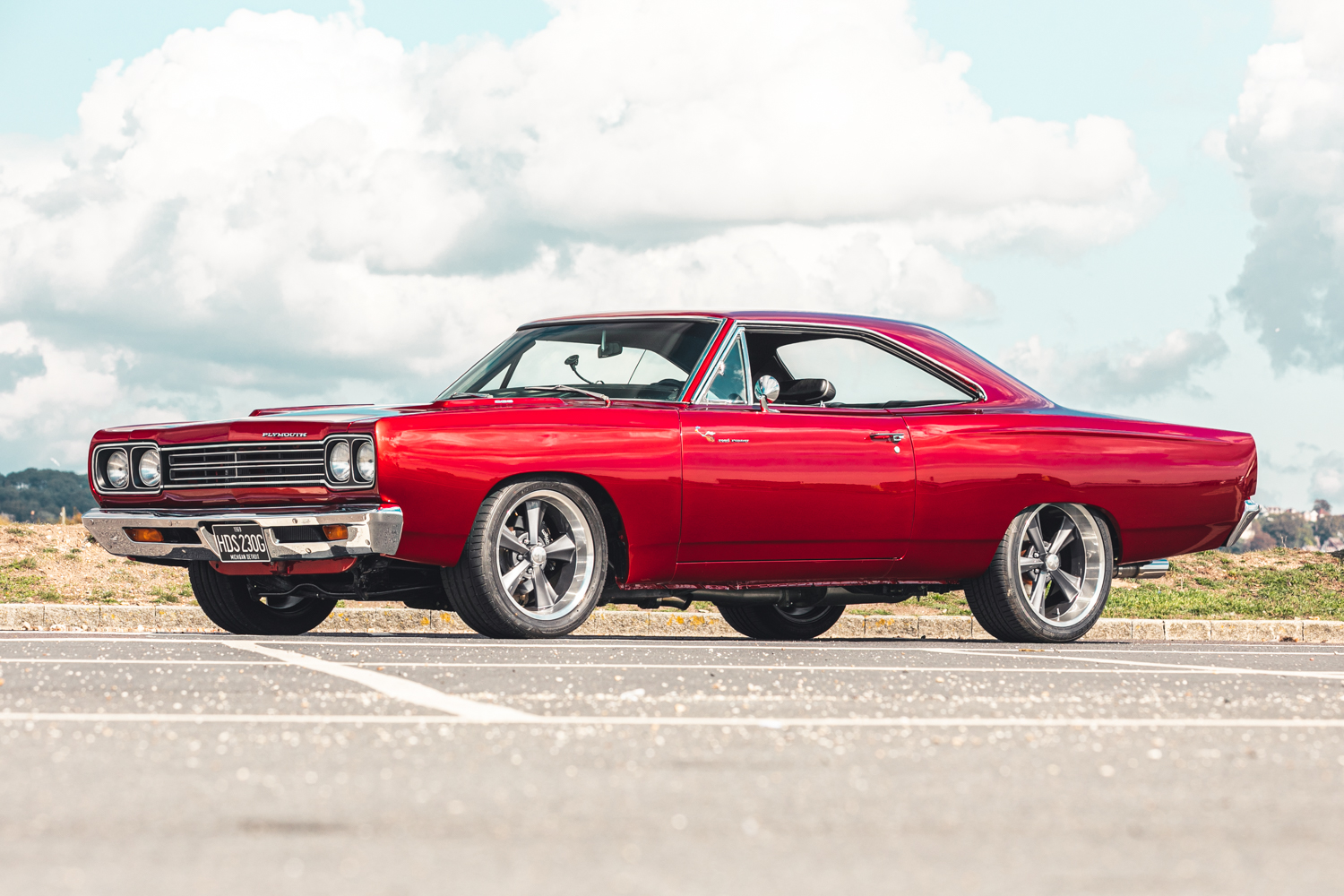 1969 Plymouth 440ci Road Runner