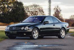 2000 Mercedes-Benz CL600 (C215)