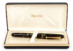 Namiki Nippon Bonsai Fountain Pen
