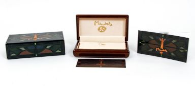 Omas Mandela 80 Birth of Royalty limited edition fountain pen