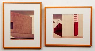 Eric Lauritzen 4 photographs LA Light Series