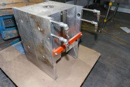18L Stretch Blow Moulding Mold Body, with Matching Feed Screws & Rotating Frame for MAKRO