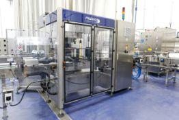 (2018) MAKRO LABELLING Model MAK-26P UA1L1C01 , Twin Head Labelling Machine, S/N: M00639, (2)