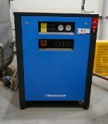 (2017) HANKISON Model HPET 1,5-700-AF-MDV, Refridgerated Air Dryer, 740 SCFM Capacity, S/N: HPET 1,