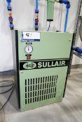 (2017) SULLAIR Model ATRN-75, Refridgerated Air Dryer, 75 SCFM Capacity, S/N: 0111302017
