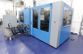 (2017) SIPA Model SFL1XL, Linear Stretch Blow Moulding Machine, S/N: 2696, 30 Litre Bottle Maximum