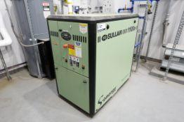 (2017) SULLAIR Model 1109E AC, Air Cooled Rotary Screw Air Compressor, 15HP Capacity, S/N: