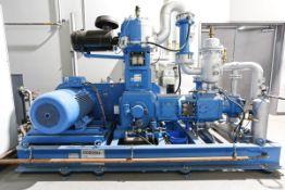 (2018) AF COMPRESSOR Model CE24S, High Pressure Recipricating Air Compressor, 580 Maximum PSI, S/