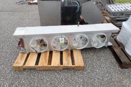 Bally 4 fan evaporator
