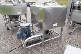 Breddo 300 gallon square likwifier