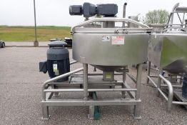 Breddo 200 gallon round likwifier