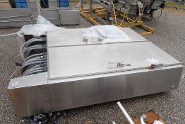 SS conveyor control panel