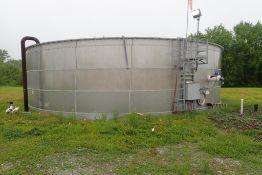 2009 Liquid Tech SS holding tank