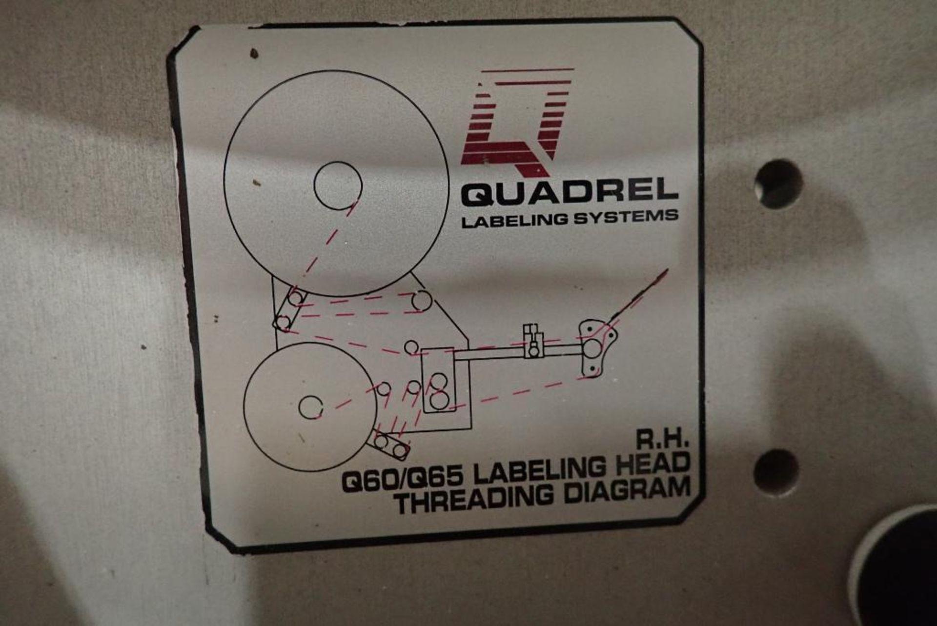 Lot 218 - Quadrel labeling head