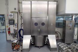 Gorreri 300 liter planetary mixer