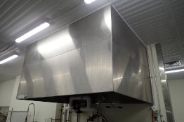 Captive Aire SS exhaust hood