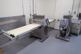 Pietro Berto dough sheeter