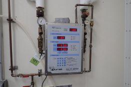 Baxter water meter