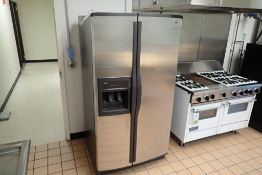 Kenmore Elite refrigerator freezer combo