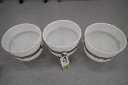 Hobart 20 quart plastic bowl