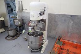 Hobart 140 quart mixer