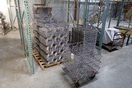 Stackable meat racks