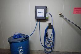 Ecolab Spray It foaming system