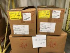 (10) Cases of Visko Teepack sausage casings