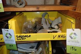 Reiser Vemag spare parts and sausage linker spare parts