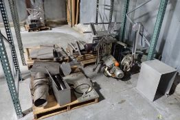AEW 400 vertical meat bandsaw