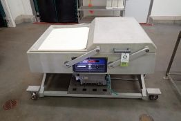 2004 Koch Ultra Source ultravac double chamber vacuum sealer