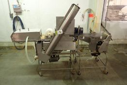 Stein Model S-2 batter/breading machines