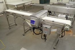 Safeline Mettler Toledo metal detector