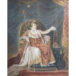 Pierre Michel Alix (1762-1827) after A.S. Garnerey: 'Napoleon 1er Empereur des Franais', etching in