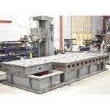 """JUARISTI MDR-110 CM 4.25"""" FLOOR-TYPE HORIZONTAL BORING MILL WITH 4.25"""" SPINDLE, TRAVELS APPROX. 160"""""""