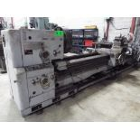 """SIRCO PA-36 GAP BED ENGINE LATHE WITH 40"""" SWING OVER BED, 52"""" SWING IN THE GAP, 150"""" BETWEEN"""