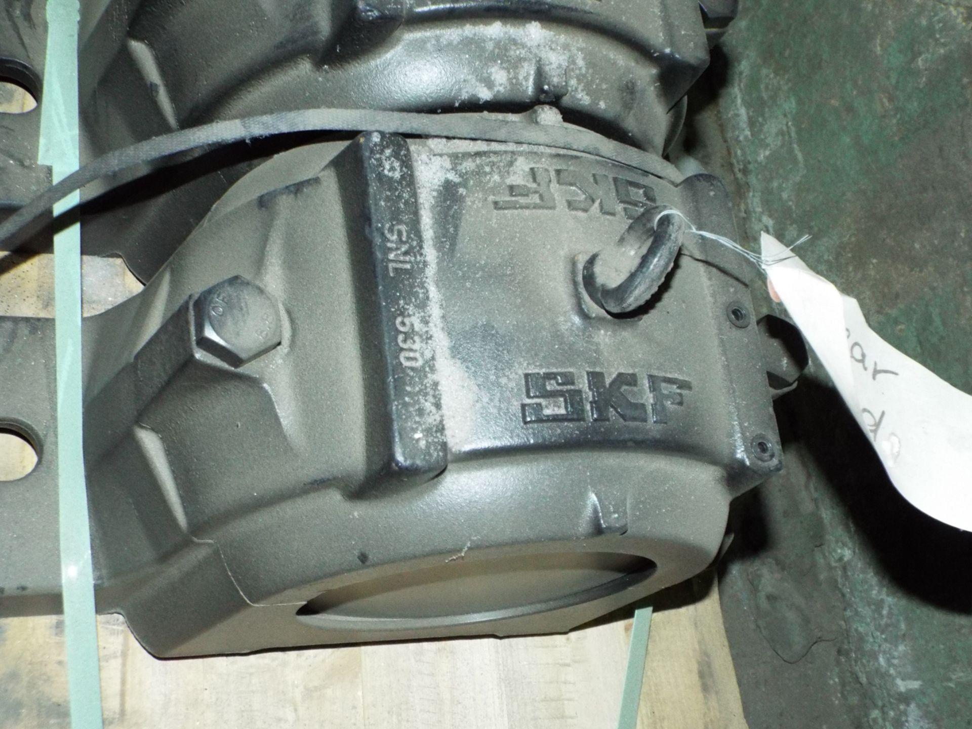 Lot 46 - (2) SKF SNL530 PILLOW BLOCK BEARING HOUSINGS (PLT NS-3Y)