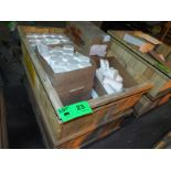 LOT/ CONTENTS OF CRATE INCLUDING BUT NOT LIMITED TO (APPROX. 200) POLYETHYLENE 1L CAP. BOTTLES, (